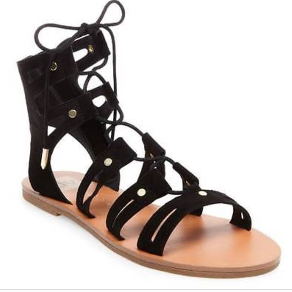 16ca3d80a65 DC Gracelyn Lace Up Gladiator Sandals. NWT. DV by Dolce Vita